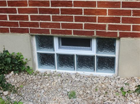 Houston Awnings Glass Block Basement Windows In St Louis Basement