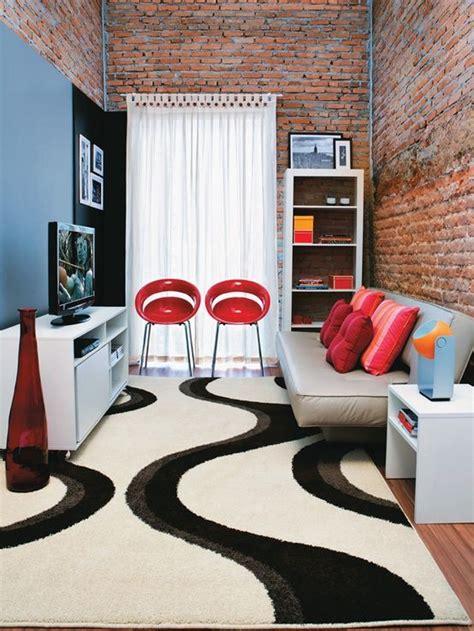 sofa de sala decora 231 227 o simples e moderna para sala de estar pequena