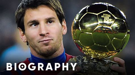 biography tentang lionel messi lionel messi mini biography youtube