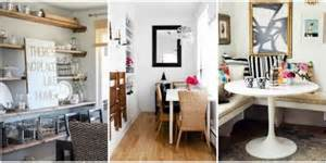 Dining Room Ideas For Small Spaces small room ideas decorating small spaces house beautiful