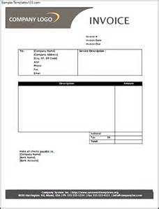 home health care invoice template free service invoice sle template sle templates