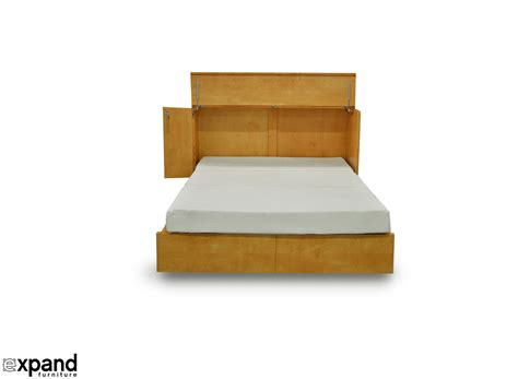 expand furniture denva deluxe cabinet bed hidden solution expand