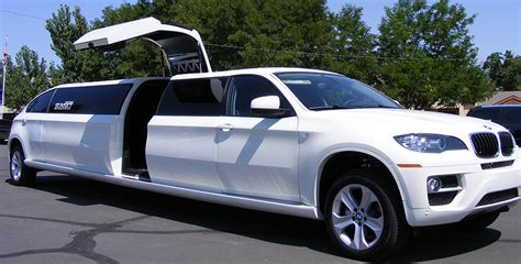 s and s limo denver limo service sunset limo sunset s white bmw x6 limo