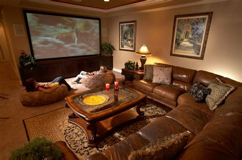 basement design ideas top six basement spaces hgtv