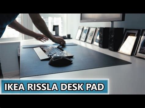 Rissla Desk Pad by P A D The Videolike