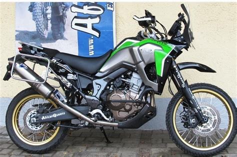 Honda Motorrad Xrv 750 Tuning Shop by Africanqueens Enduro Special Parts Honda Crf1000l