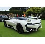 Shelby Super Cars Tuatara