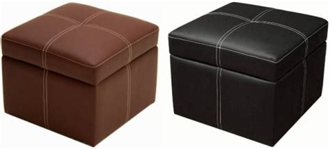 delaney small square storage ottoman only 34