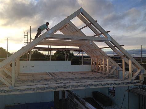 Room In Attic Truss by Attic Trusses Fencehouse