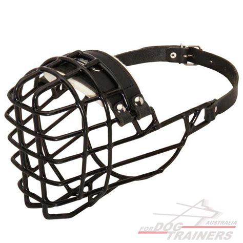 basket muzzle order antifreeze wire cage muzzle winter muzzles