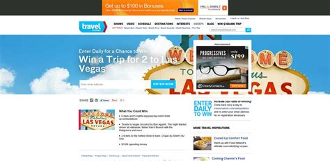 Sweepstakes Travel Channel - travel channel the trip 2014 sweepstakes upcomingcarshq com