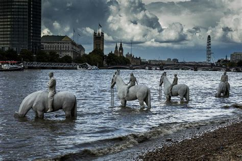 a rising tide lifts all boats essay home underwater sculpture by jason decaires taylor