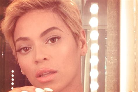 What Beyonce Wants To Be Iconic by Beyonce New Hair Cut Goes Viral On