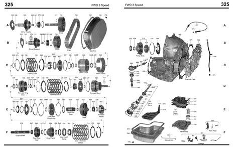 cd4e transmission diagram world wide parts outlet ebay stores