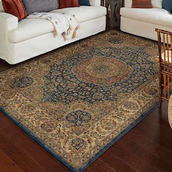 Orian Rugs Rochester Navy Area Rug Costco Area Rugs