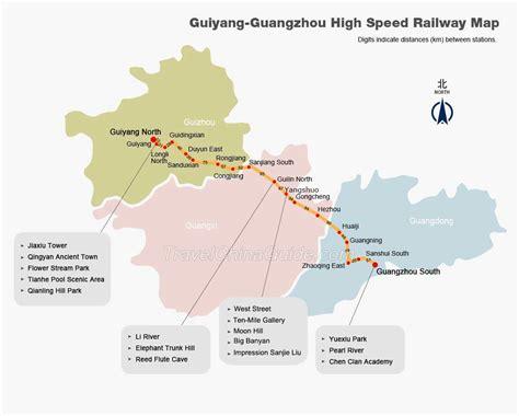 guiyang guangzhou high speed train  booking