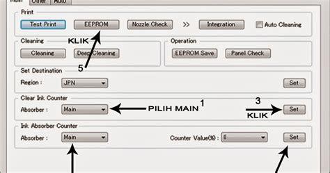 reset printer canon mp287 p07 lutfi zulkarnain reset printer canon mp287 error 5b00 p07