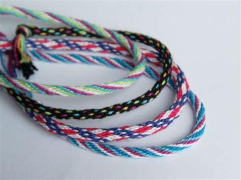 braiding wheel friendship bracelets friendship wheels  embroidery