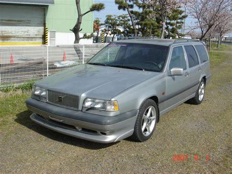 volvo 850 turbo wagon volvo 850 estate wagon turbo 1996 used for sale