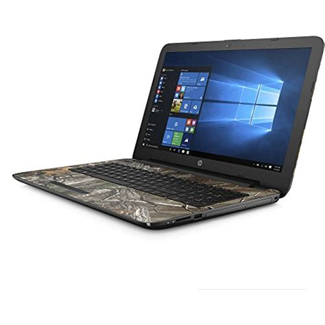 Laptop Ram 4gb Hdd 1tb hp 15 bn070wm 15 6 quot laptop pentium n3710 1 6ghz 4gb ram 1tb hdd win10 realtree connected