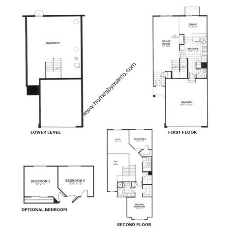 berkshire floor plan berkshire model in the canterbury fields subdivision in
