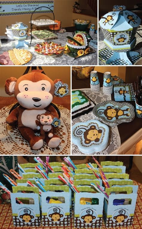 Monkey Baby Shower Theme by Baby Shower Ideas With Monkey Theme Baby Shower