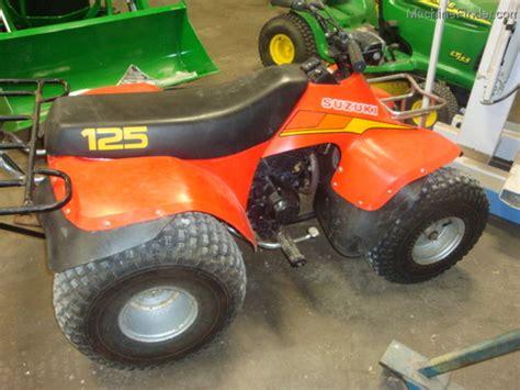 Suzuki Lt125 by Suzuki Lt125 Atv S And Gators Deere Machinefinder
