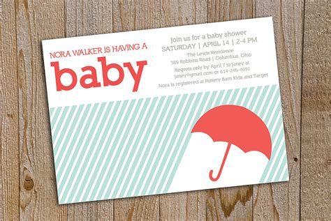 Electronic Baby Shower Invitations by Digital Baby Shower Invitations Popsugar