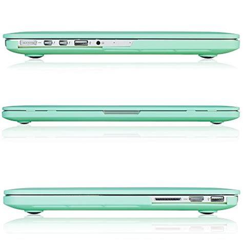 For Macbook Pro Retina 13 A1502 A1425 Mint Green Matte kuzy rubberized for macbook pro 13 3