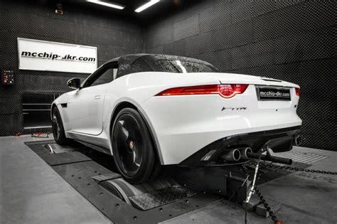 Autos Vw 0k by Chiptuning 550ps 680nm Jaguar F Type 5 0k Svr Mcchip Dkr