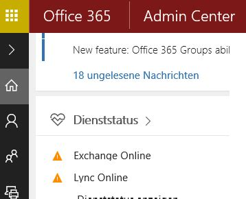 Office 365 Status by Office 365 Status