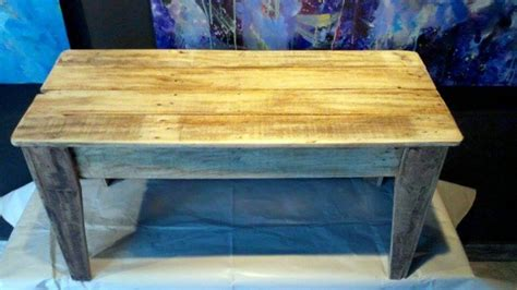 Rustic Pallet Coffee Table Rustic Pallet Coffee Table