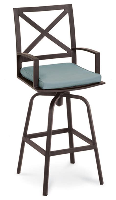 terrace outdoor swivel bar stool outdoor