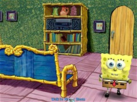 spongebob s living room spongebob squarepants pc pictures