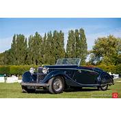 Chantilly Concours DElegance 2016  Photos Results Winners