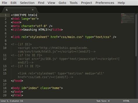 9 best text editors for 9 best text editors for linux and programming 2017