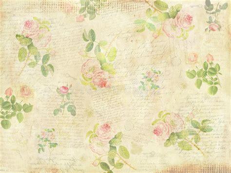 vintage floral background stock illustration illustration of digital 30836664