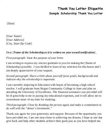 Thank You Letter Speech Teacher teacher thank you letter 9 free sample example format free