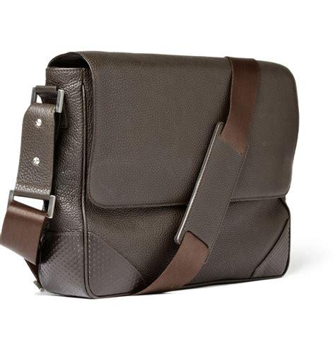 messanger bag dunhill mens leather messenger bag 2 600x626 bags
