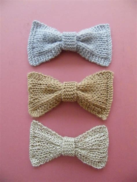how to knit a bow knit hair bow i use my chopsticks to knit