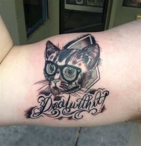 cat tattoo on guy s stomach cat tattoos for men ideas and inspiration for guys