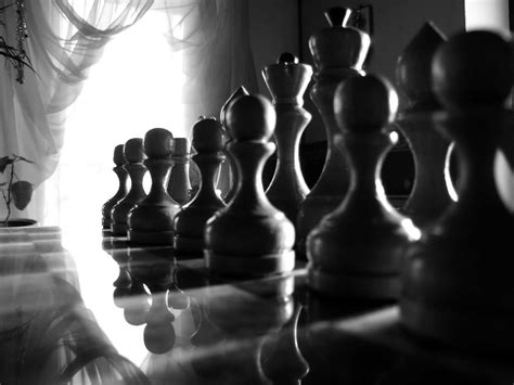Gamis Seling Monochrome by Chess Monochrome Wallpaper 1600x1200 Wallpoper