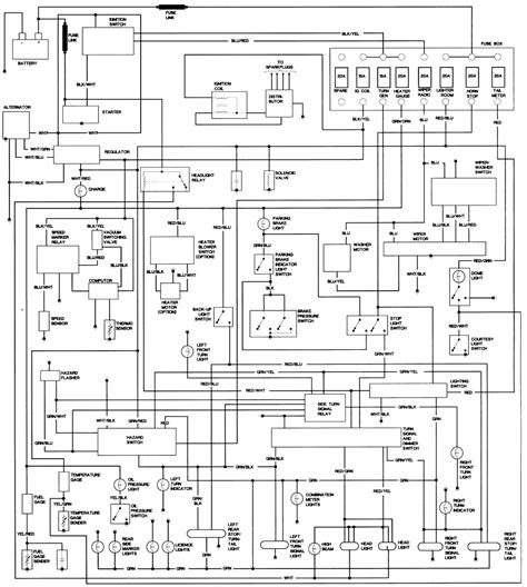 wiring diagram toyota kijang wiring diagram manual