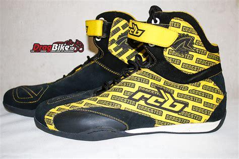 Sepatu Rcb rcb racing keluarkan sepatu khusus drag bike nyaman di