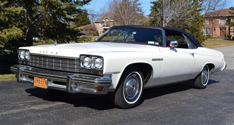 buick lesabre convertible for sale mint 1975 buick lesabre convertible for sale on hemmings