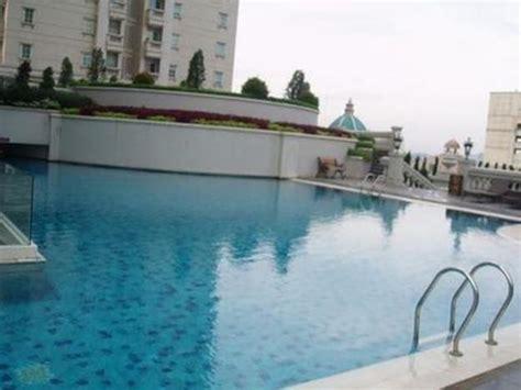 Hotel Belleza Jakarta apartemen dijual jual apartemen belezza mewah 2 lantai hadap kolam renang