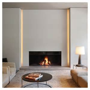 17 best ideas about modern fireplaces on