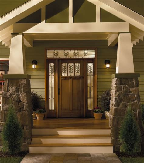 exterior front door lights front doors with lights and transom fiberglass door