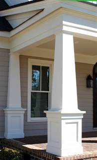 Patio Columns Design Porch Columns Custom Home For The Home