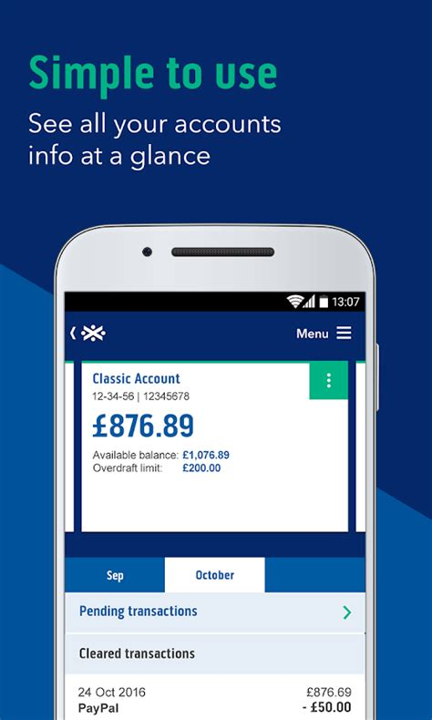 bank of scotland login bank of scotland mobile bank android apps on play